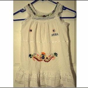 Other - Girl's Aruba Souvenir Sundress Crochet *See Below*